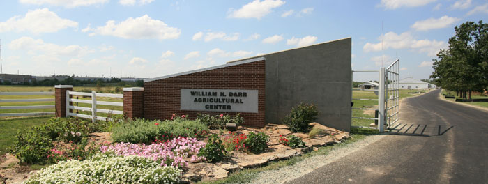 William M. Darr Agricultural Center